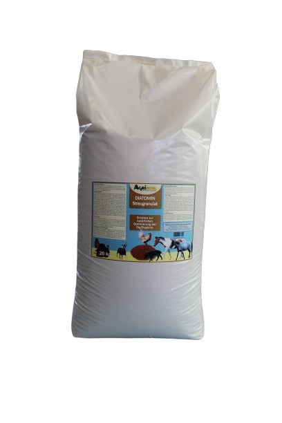 DIATOMIN® Streugranulat - 20 kg