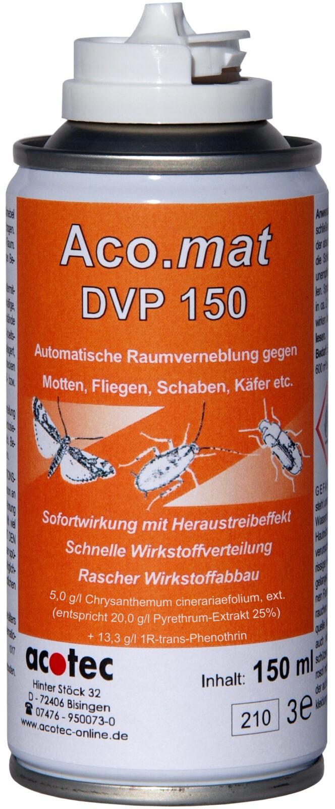 Aco.mat Trockennebelautomat DVP - 150 ml