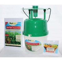 Buchsbaumzünsler Pheromon Falle + Agrinova XenTari® Raupenfrei 25 g