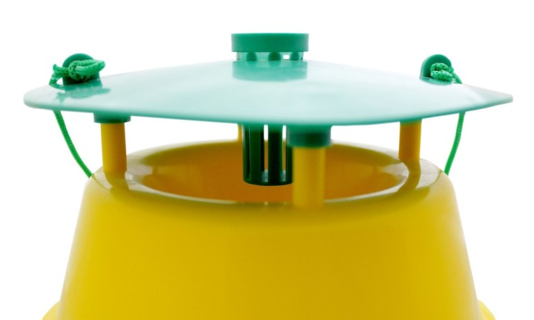 Biolock® Trichterfalle gelb