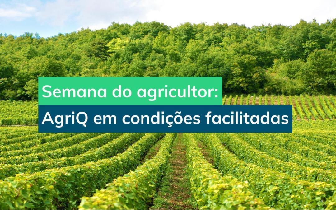 Semana do agricultor: resgate o AgriQ com 20% de desconto em programas de pontos