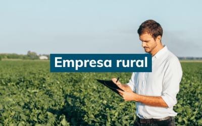 Empresa rural: conheça mais sobre o conceito