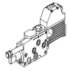 Rozdzielacz hydraulicznu case maxxum puma cvx new holland