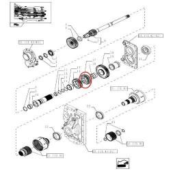 SKR9063 Synchronizator Case Puma CVT CVX New Holland 87534217