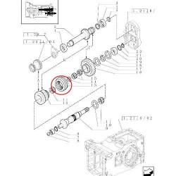 SKR9067 Synchronizator skrzyni biegów 3291543 , 5196249