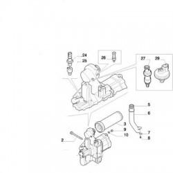 Czujnik ciśnienia oleju CASE Puma MAXXUM new holland t6
