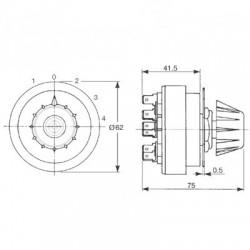 ELE4489 Włącznik/ przełącznik świateł