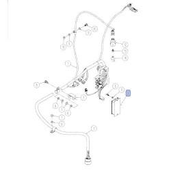 ELE4534 Sterownik skrzyni bięgów