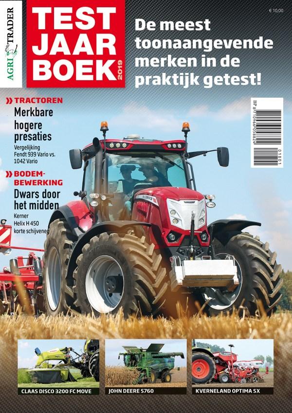 Test Jaarboek 2019 cover - Agri Trader
