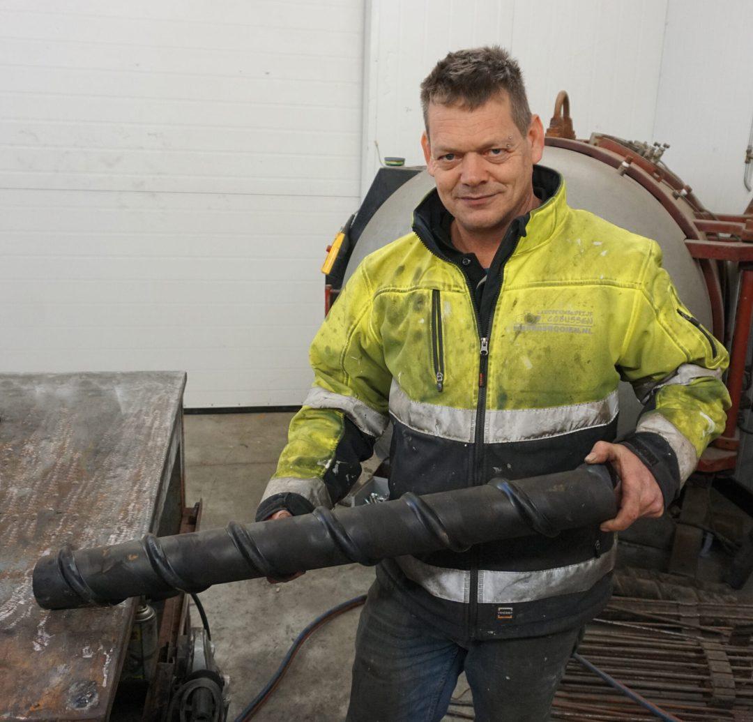 Mts. Stegeman-Priem in Biddinghuizen - Klant van Roller Repair uit Horssen