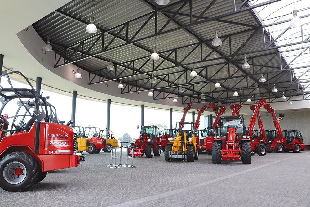De combi van Duitse Gruendlichkeit en focus op service staan garant voor succes - Agri Trader test - (1)