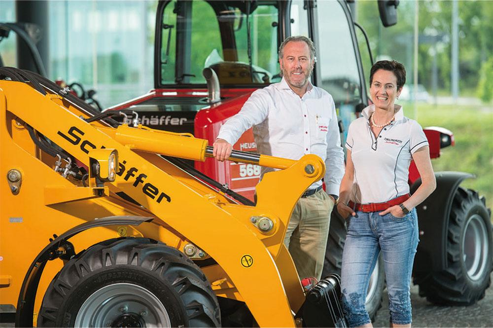 De combi van Duitse Gruendlichkeit en focus op service staan garant voor succes - Agri Trader test - (8)