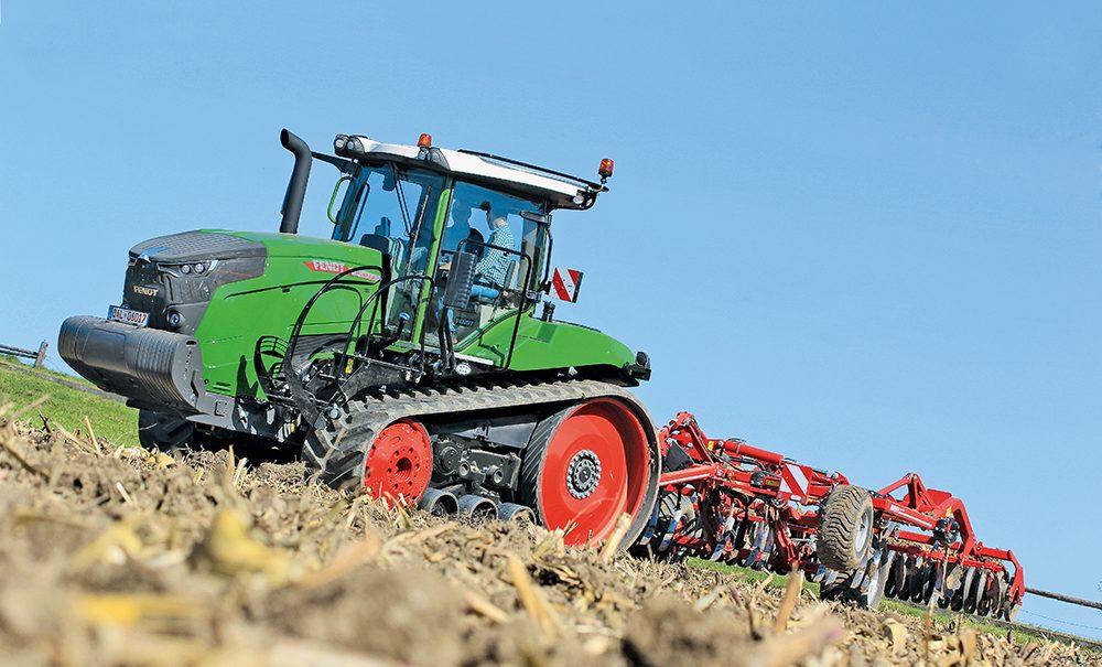Fendt en Challenger werken samen - 900 Vario MT - Test Jaarboek Agri Trader (26)