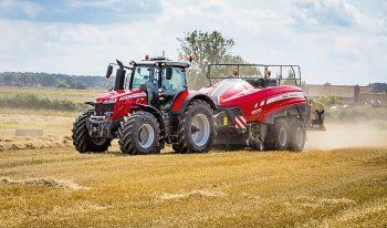 Fendt 900 Vario - Grotere cilinderinhoud minder toeren - Agri Trader Test Jaarboek (26)
