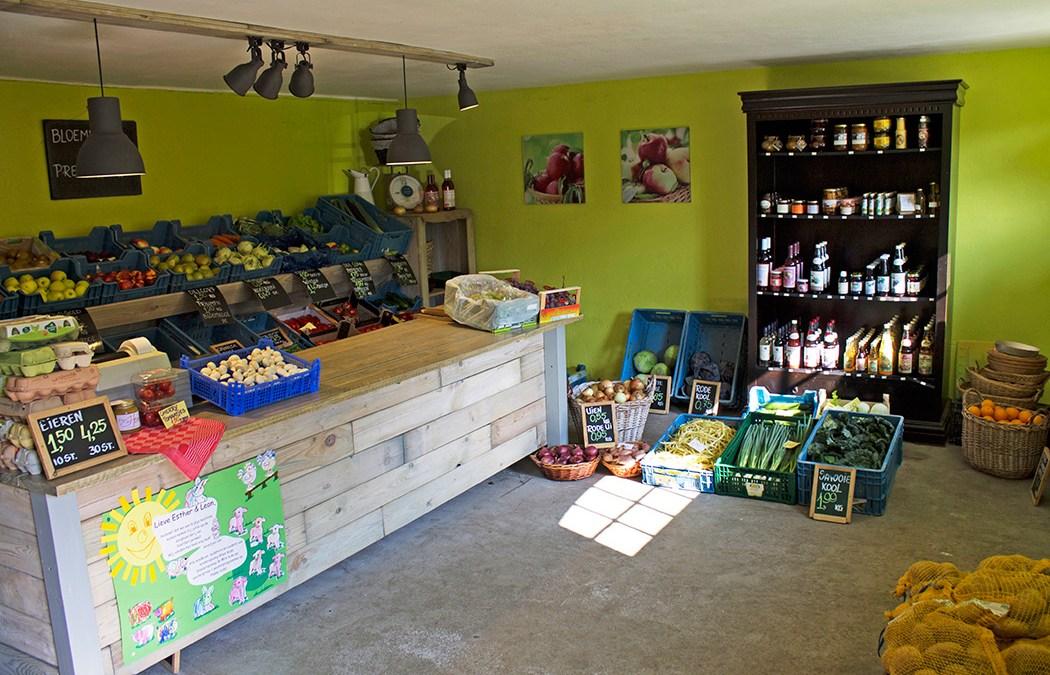 Een eigen boerderijwinkel beginnen?