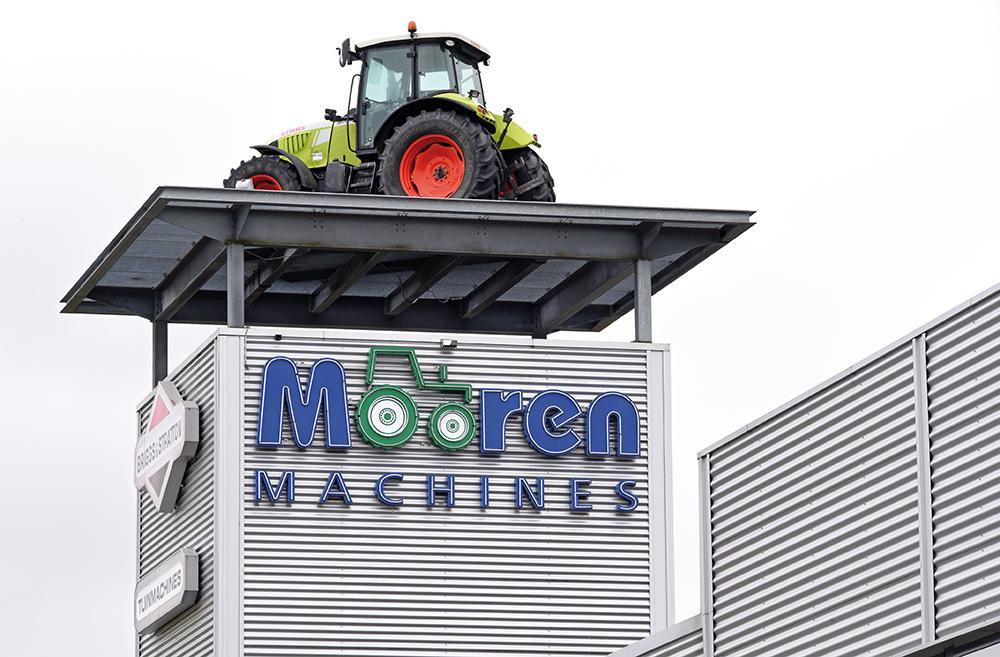 Het verhaal van Marc Mooren – Mooren Machines