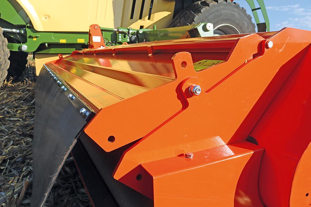 Krone BiG M 450 - Maximale slagkracht - Agri Trader Test Jaarboek (8)
