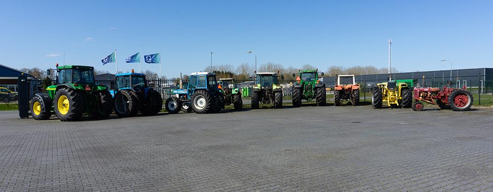 Op de dam bij - Tractorenhandel Exloo (5)