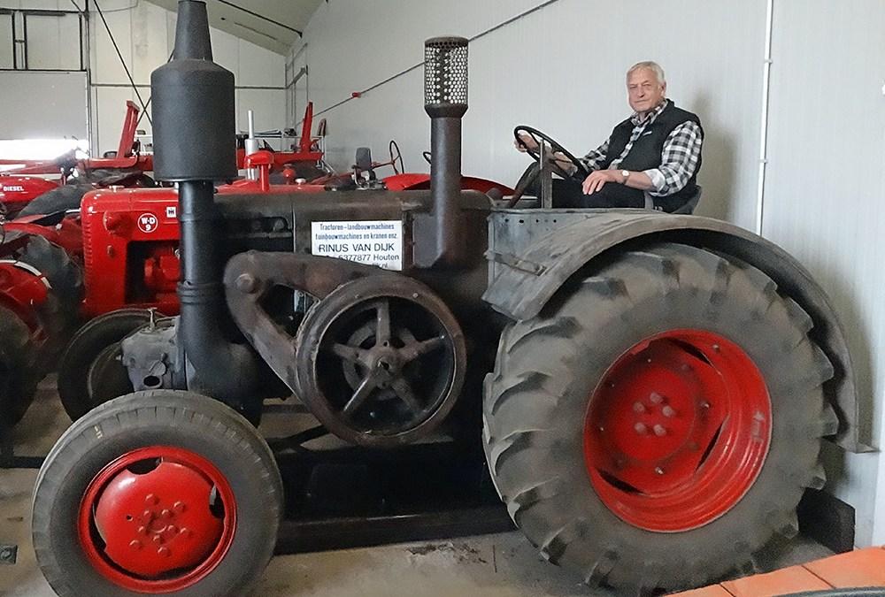 Twan Hag uit Haaksbergen – Klant van – Van Dijk Landbouwmechanisatie