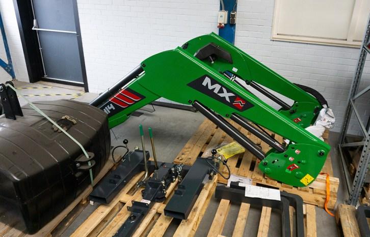 Op de dam bij - VTM Machines in Joure - Agri Trader (5)