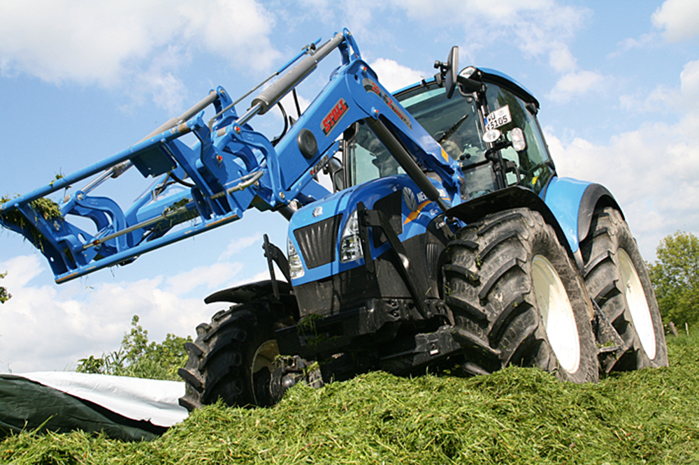 Goed uitgerust - New Holland T5.105 Electro Command getest (1)