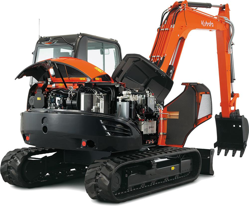 Kubota-KX080-4-en-KC250HR-4-de-kracht-van-oranje--(1)