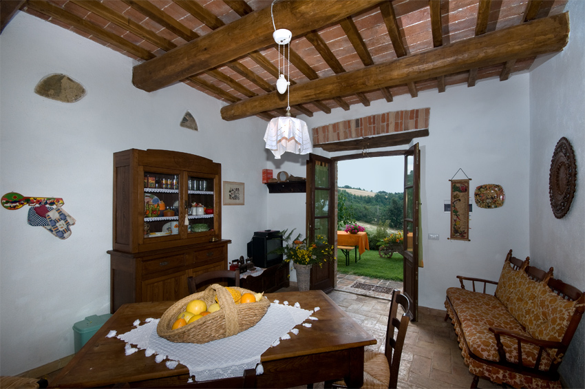 Farmhouse Olema Pratone Farmhouse Tuscany - In The Heart Of