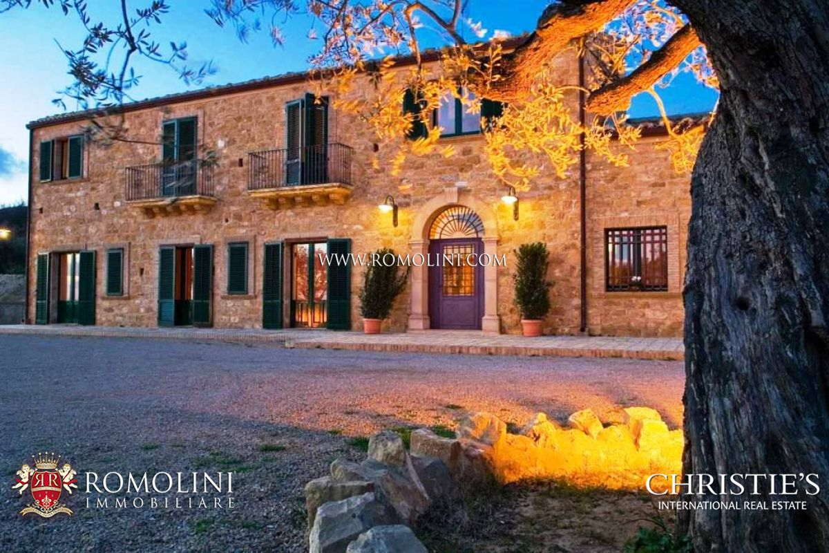 Agriturismo For Sale In Sicily