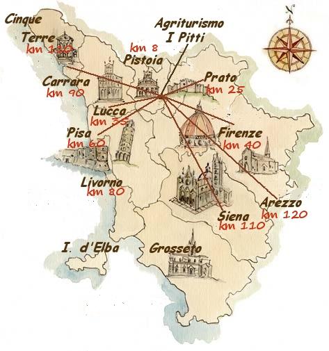 Benvenuti sul Blog di Agriturismo I Pitti ToscanAmore