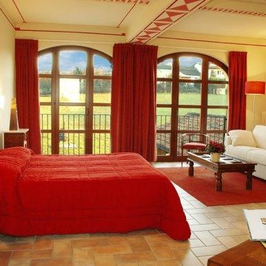 Suite Rossa