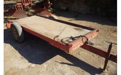 Pianali per trasporto macchine agricole in vendita su