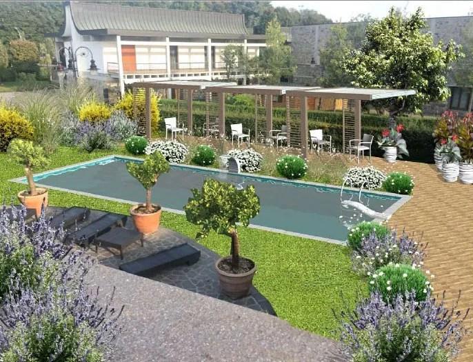 Vieni a trovarci e progetta il nuovo arredamento della tua casa! Progettazione Giardini Agriverde Medolla