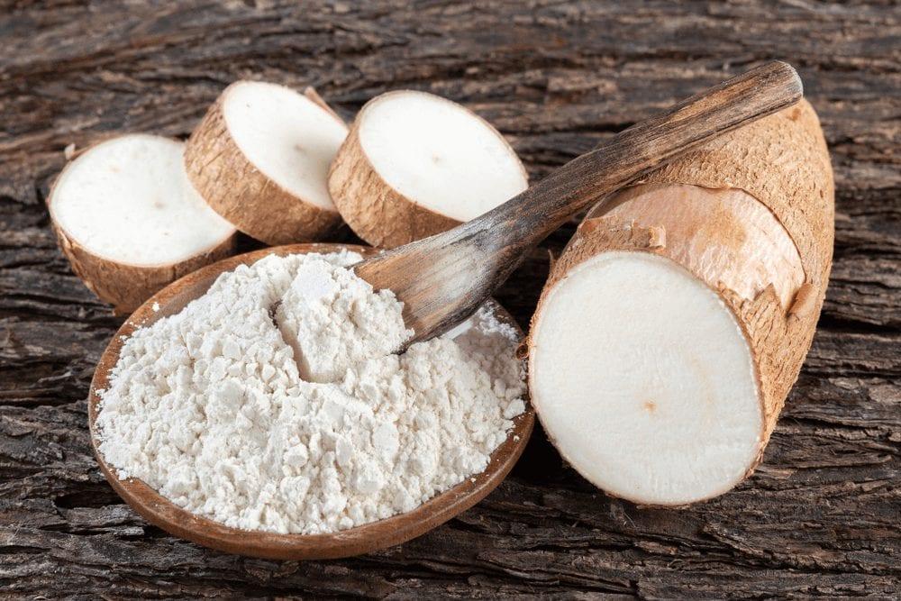 Flour made out of cassava - cassava-farming-process