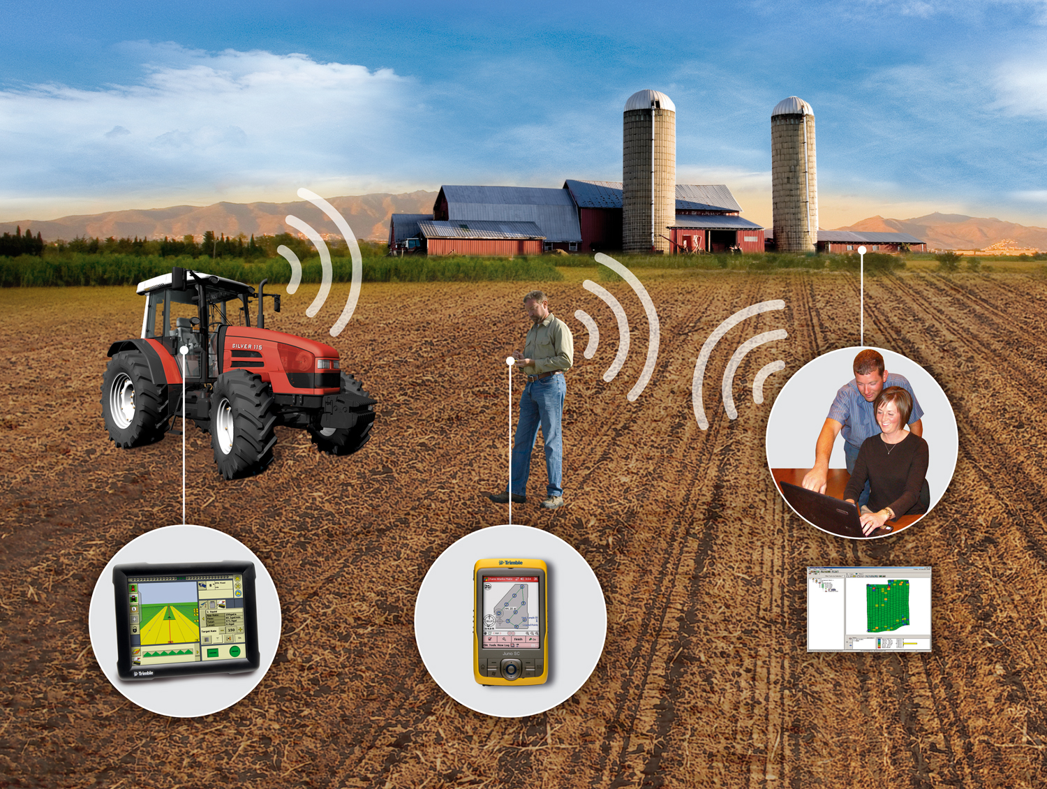 Big Data And The Growth Of Precision Agriculture