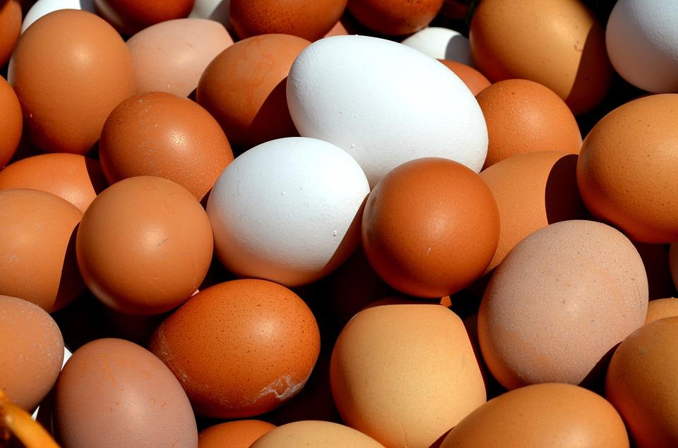 Huevos de sabores: trufa, jamón y queso azul para una «experiencia diferente»