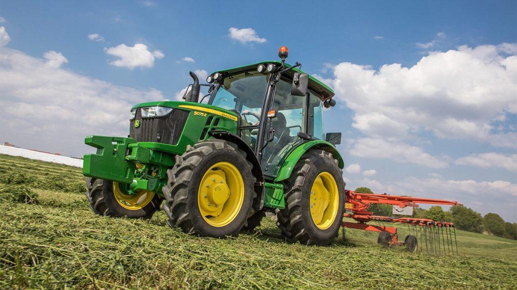La venta de tractores nuevos en España creció un 12,62 % en septiembre