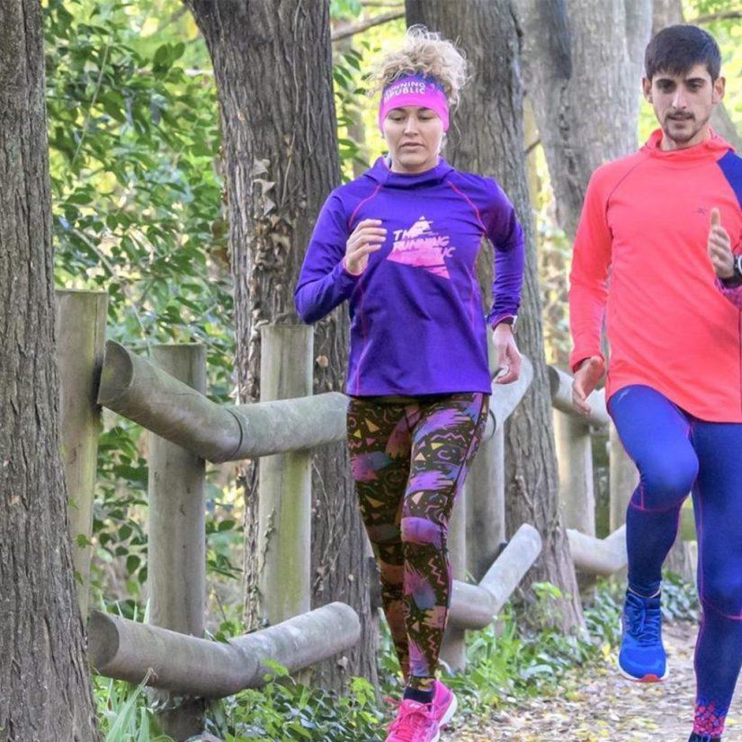 deportistas ecologicos
