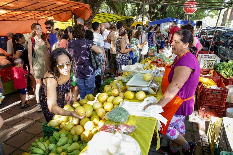 a feiras ecologicas