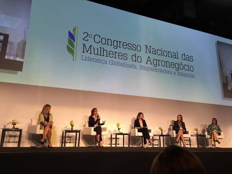 a mulheres agro