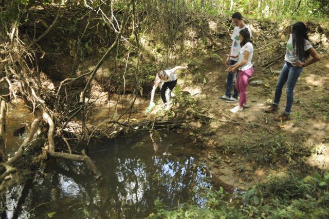 Projeto premiado de recuperação do Córrego Guará estará no 8º Fórum Mundial da Água