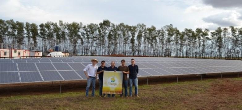 energia solar mt fazenda premio famato