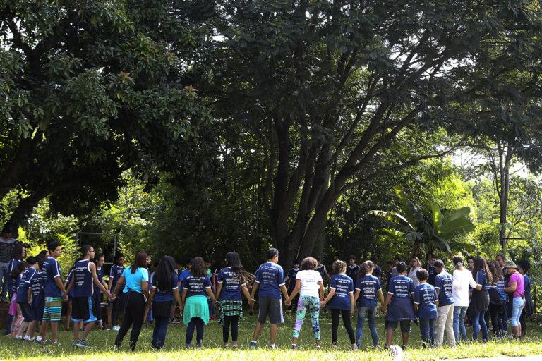 Escola da Natureza abre para visitas durante o Fórum Mundial da Água