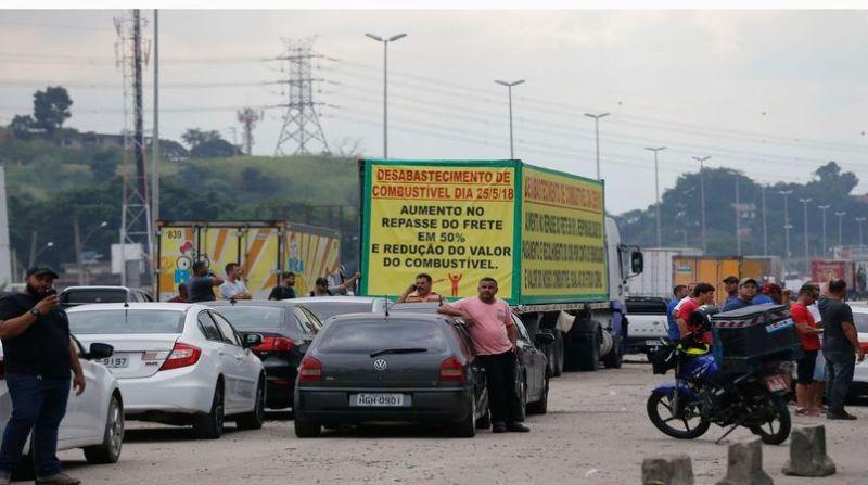 greve caminhoneiros governo 24 5