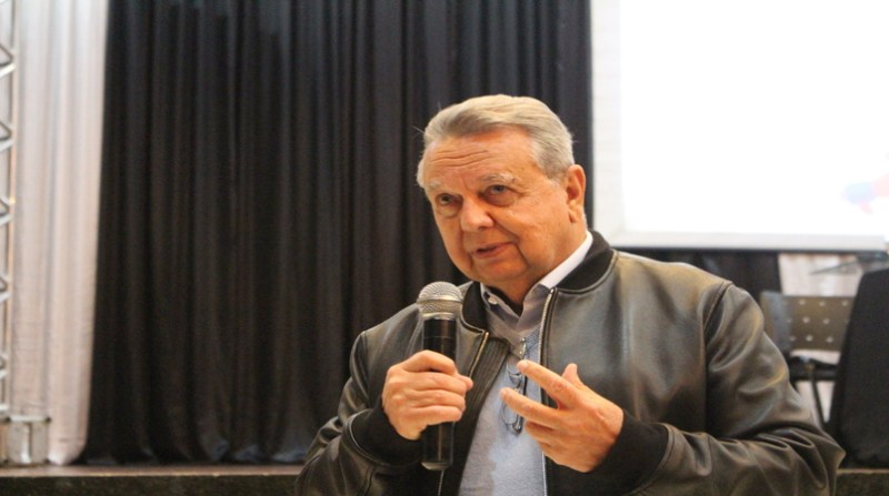 Ex ministro Roberto Rodrigues