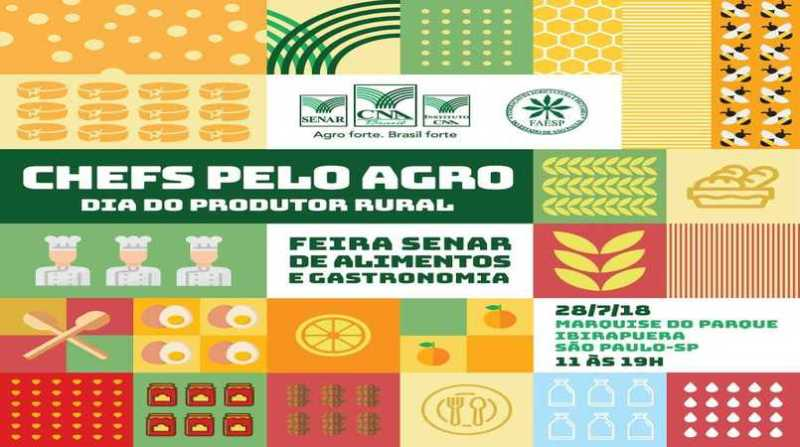 Chefs pelo Agro