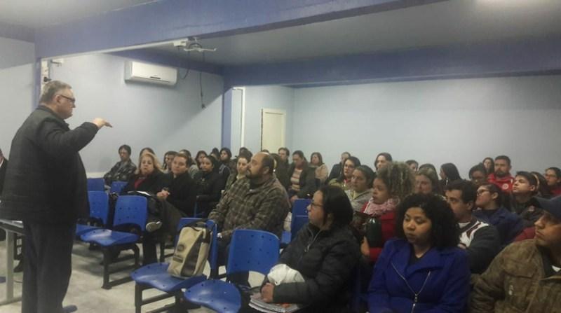 Encontros Agptea - Crédito Agptea Divulgação