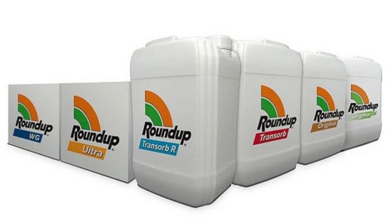 pesticida glifosato roudup monsanto