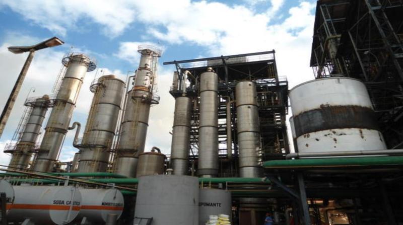 usina etanol