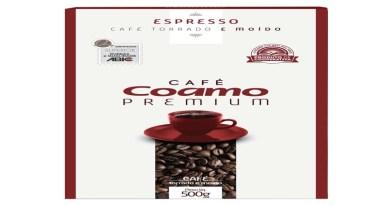Café Coamo Premium tem nova identidade visual
