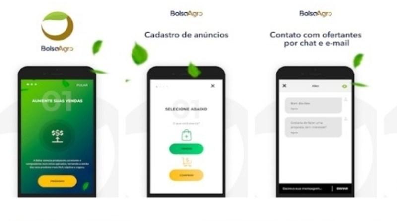 Aplicativo ajuda produtor a vender e comprar produtos agrícolas